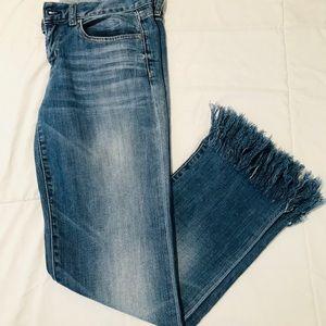 GAP. Fringe Jeans